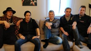 Dynamo the Finnish rock band with Mika Karhumaa