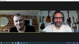 Telecommuting with Nando Machado from ForMusic