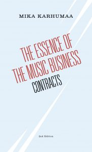 The second edition of The Essence of the Music Business: Contracts